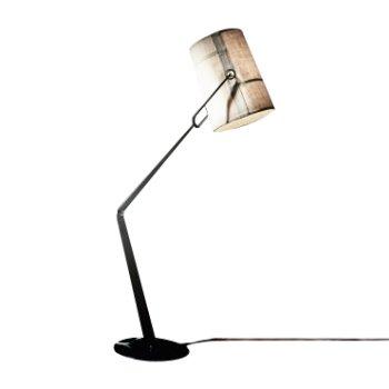 Fork Adjustable Floor Task Lamp
