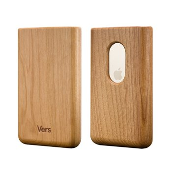 Touch iPod Wood Slipcase