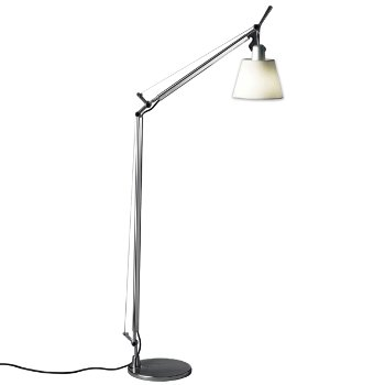 Tolomeo with Shade Reading Floor Lamp