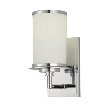 Glass Note Wall Sconce