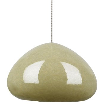 River Rock Soft Round Pendant