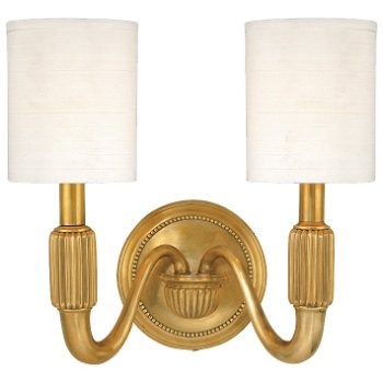 Tuilerie 2-Light Wall Sconce