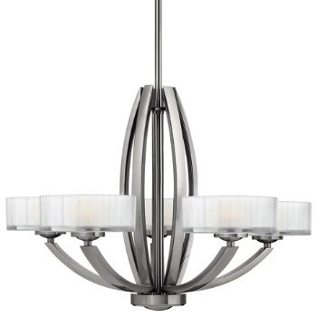 Meridian Single-Tier Chandelier