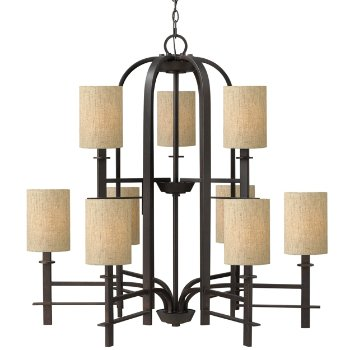 Sloan 2-Tier Chandelier