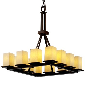 Fusion Montana 12-Light Chandelier