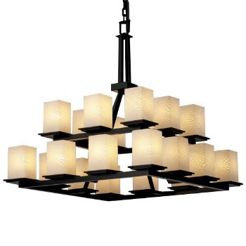 Fusion Montana 2-Tier Chandelier