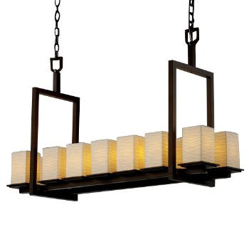 Limoges Montana 14 Light Linear Chandelier