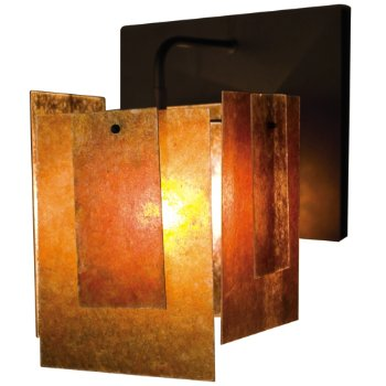 Spider Mica Wall Sconce