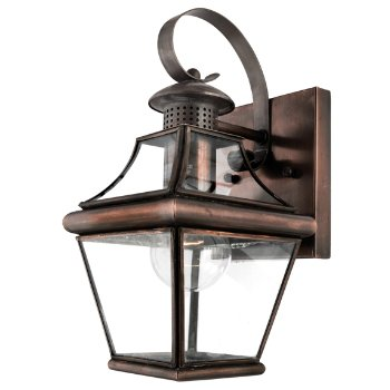 Carleton Outdoor Wall Sconce No. 8406
