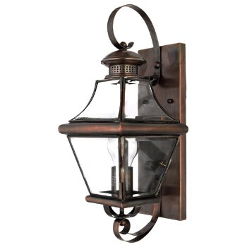 Carleton Outdoor Wall Sconce