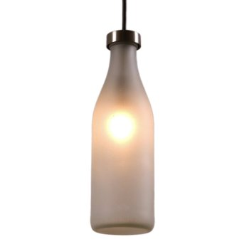 Milk Bottle Single Lamp