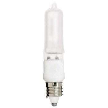50W 120V T4 E11 Xenon Frosted Bulb