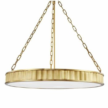 Middlebury Round Pendant