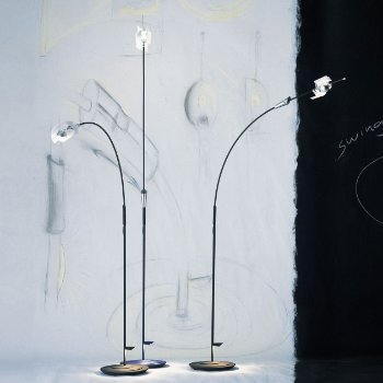 Swingading Floor Lamp