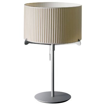 Aura Pleated Table Lamp