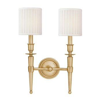 Abington 2-Light Wall Sconce