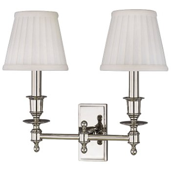 Newport 2-Light Wall Sconce