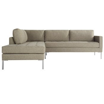 Paramount 2 Piece Left Arm Sectional Sofa