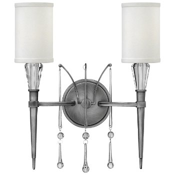 Bentley 2-Light Wall Sconce