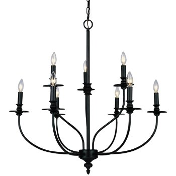 Hartford 9-Light Chandelier