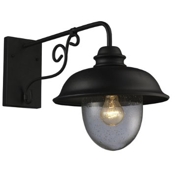 Streetside Cafe 62001 Outdoor Wall Sconce