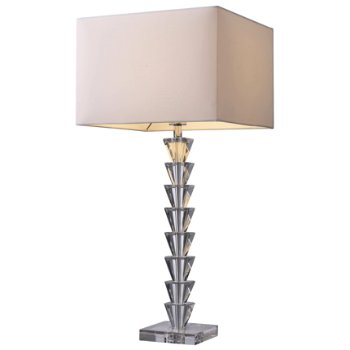 Fifth Avenue Square Table Lamp