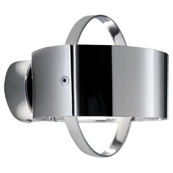 Ring Inox Wall Sconce