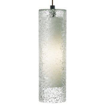 Rock Candy Cylinder Pendant