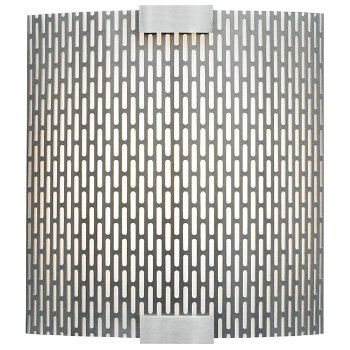 Omni with Cover Square Outdoor Wall Sconce