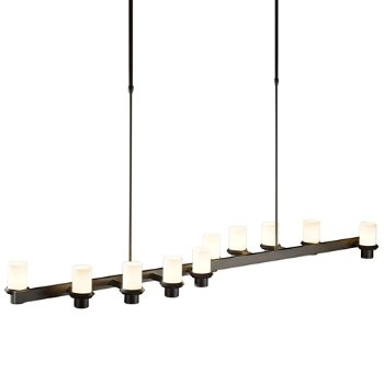 Staccato S-Shaped Linear Suspension