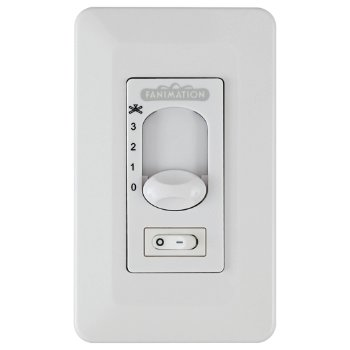 Wall Mount Wired Fan And Light Control Wc106 By Minka Aire