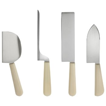 Milky Way Minor Set of 4 Cheese Knives