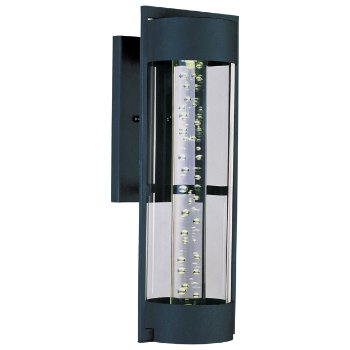 New Age LED Outdoor Wall Sconce