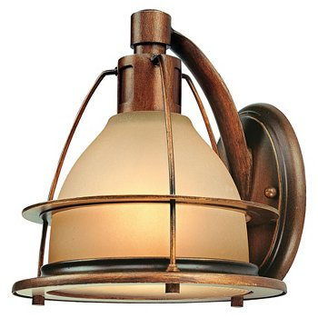 Bristol Bay Outdoor Wall Sconce