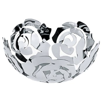 La Rosa Fruit Bowl Small (Stainless Steel) - OPEN BOX RETURN