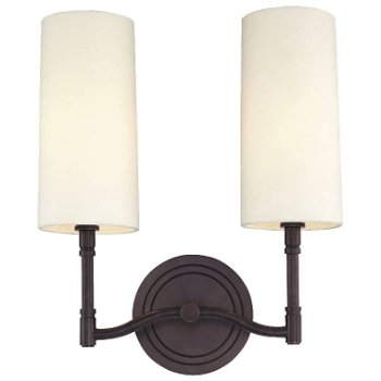 Dillion 2-Light Wall Sconce