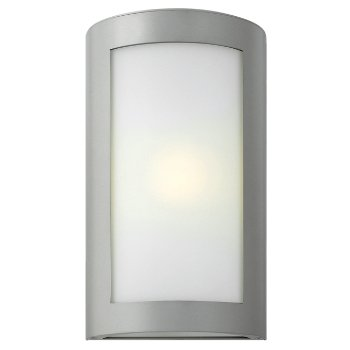 Solara Rectangular Outdoor Wall Sconce