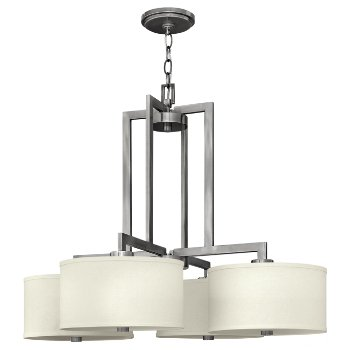 Hampton 4-Light Foyer Pendant