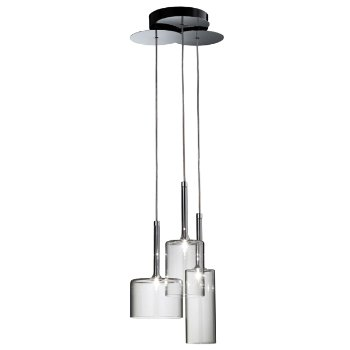 Spillray 3-Light Pendant