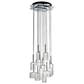 Spillray 12-Light Chandelier