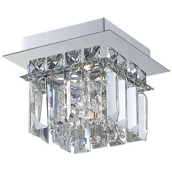 Crown 1-Light Flushmount