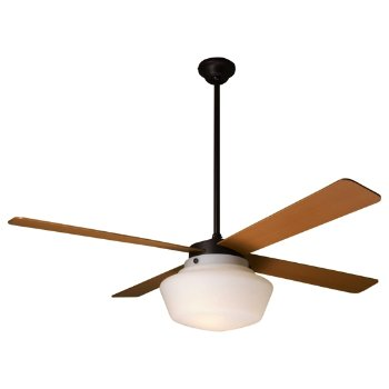 Schoolhouse Ceiling Fan