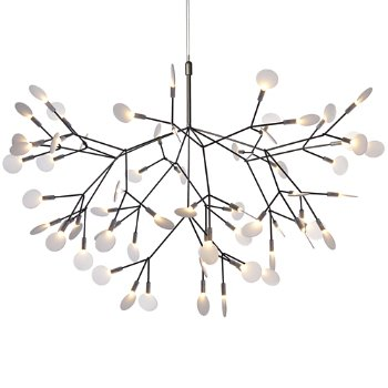 Heracleum II LED Suspension
