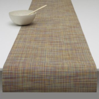 Mini Basketweave Table Runner (Confetti) - OPEN BOX RETURN