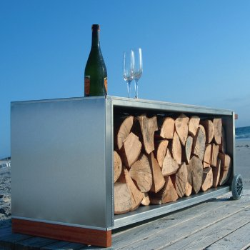 Firewood Trolley