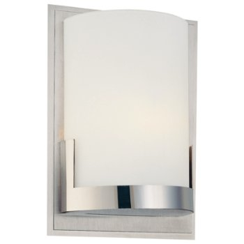 Convex Wall Sconce No. P5951 (Large) - OPEN BOX RETURN