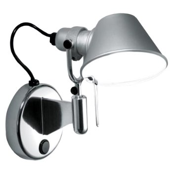 tolomeo micro led wall spot by artemide at. Black Bedroom Furniture Sets. Home Design Ideas