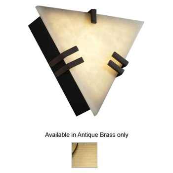 Clouds Clips Triangle Wall Sconce - OPEN BOX RETURN