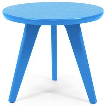 Satellite Round End Table