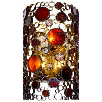 Fascination Outdoor Wall Sconce